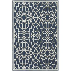 Breathe new life into any indoor or outdoor space with this vibrant and beautiful area rug. Boasting a simple on-trend geometric pattern this rug will give any area instant wow-factor. Primary Color: