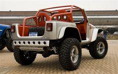 Jeep Wrangler Pork Chop ...
