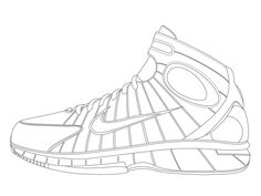 foamposite coloring pages | Foamposites Coloring Pages | tpac | Pinterest | Running ...