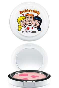 Archie's girls for MAC  Need this SO much!!