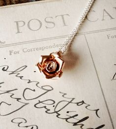 Rose City Necklace | Jewelry Necklaces | BluHour Jewelry | Scoutmob Shoppe | Product Detail