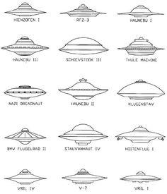 Nazis UFO (Authentic German Pronunciation: ooh-FAUX)