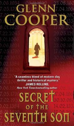 Secret of the Seventh Son (Will Piper) by Glenn Cooper http://www.amazon.com/dp/0061721794/ref=cm_sw_r_pi_dp_rKOnvb1XRXGMP