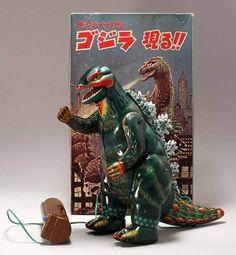Maruzan Godzilla 1960s/google