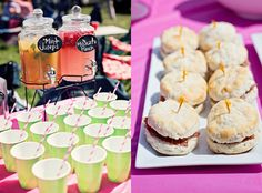 How to throw a Kentucky Derby Party from Eat Yourself Skinny!