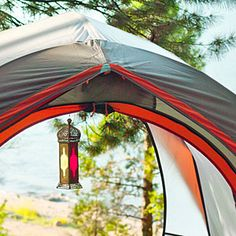 Best gear for camping in comfort | Create mood lighting