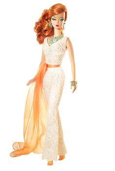 2007 Hollywood Hostess Barbie® Doll   Barbie Fashion Model Collection *SILKSTONE