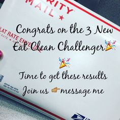Shout OUT to the 3 New 3 Day Eat Clean Challengers>>> Results on Deck  Looking for a Group of 3-5 people to Accept the 3 DAY EAT CLEAN CHALLENGE Comment ME!! if you're in.  Here are the requirements: You receive a 3 day trial pack of Herbalife Nutrition products. You participate in a closed secret Facebook group with the others. You give me Awesome feedback at the end of the 3 days. #FirstComeFirstServe   Katia J. Powell OFFICIAL Nutrition Geek & Expert in Health and Fitness Wholistic Health…