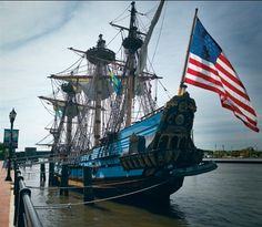 Wilmington Delaware | ... Nyckel -- The Tall Ship of Delaware (activity) in Wilmington Delaware
