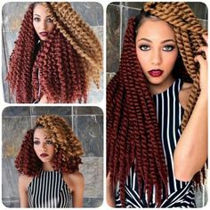 Two Toned Box Braids Ideas 2 tone box braids find your perfect hair style Two Toned Box Braids. Here is Two Toned Box Braids Ideas for you. Two Toned Box Braids box braid hair colors 244394 ombre braiding hair extensions. Crochet Braids Marley Hair, Crochet Braid Styles, Crochet Braids Hairstyles, African Hairstyles, Braided Hairstyles, Cool Hairstyles, Hairstyles Pictures, Hairstyles 2016, Hairdos