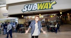 It turns out that Justin Bieber, the superstar with a fanbase big enough to form its own country, occasionally gets the whisper from a cashier telling him that his credit card was declined. #justinbieber #music #subway #sandwich #sophiarichie #celebs #celebrities #celebrity #creditcard #fan #fans #usa #canada