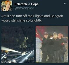 Who cares about the antis? Nevermind them. Bangtan you go and rock!