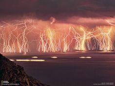 Lightning shots Fantastic
