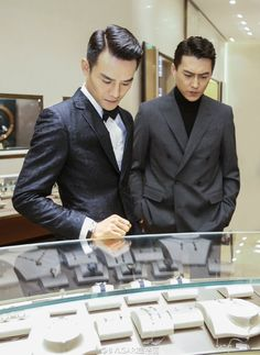 Wang Kai & Jin Dong