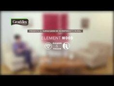 Tutorial : Como instalar el revestimiento vinilico WOOD POWER de GROSFILLEX - YouTube
