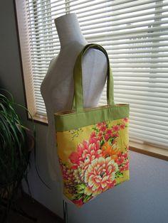 台湾客家花布のバッグ01