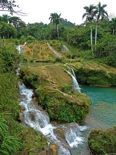 """visitheworld: """"Cascada del Nicho in Sierra del Escambray, Cuba (by tomasero). """""""