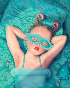 based in Toronto, Canada) Ray Caesar, Science Fiction, Montage Photo, Lowbrow Art, Surreal Art, Love Art, Illustrations Posters, Illustration Art, Images