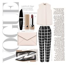 """""""black & baby pink"""" by amela-meredith ❤ liked on Polyvore featuring Topshop, MANGO, Tamaris, Rebecca Minkoff, Marc Jacobs and Max Factor"""