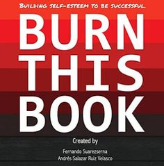 New Age Mama: Book Review: Burn This Book- A Creativity Tool