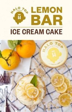 A lightened up version of Lemon Bars, this sweet frozen treat will win your summer guests and leave you feeling satisfied and satiated! Using Halo Top Lemon Cake ice cream, this is one seriously guilt-free recipe. One treat gives you more than 13g of protein, 9g of fiber, only 5g of sugar and just under 3g of saturated fat. Try it yourself.