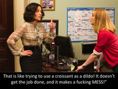 Veep is the funniest show ever...