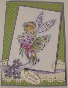Card  Stamp Lotv