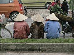 Three Vietnamese Women in Hanoi Hanoi, Vietnam Travel, Travel Tips, Good Things, Beautiful, Women, Fashion, Moda, Fashion Styles