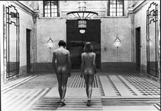 Pier Paolo Pasolini. Salò, or the 120 Days of Sodom, 1975 A masterwork BUT be careful see it - don't see it.  * Only for the 'brave' and foolish.