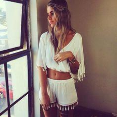 20 Outfits para siempre lucir como si estuvieras en Coachella