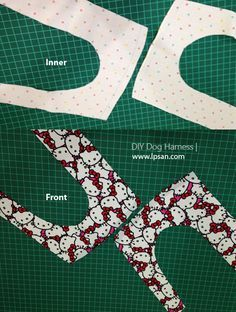 Diy dog harness sewing pattern and full instructions pdf download free pdf pattern provided make your furry friend a handmade harness fandeluxe Choice Image