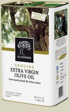 ELEONES Extra Virgin Olive Oil 3L