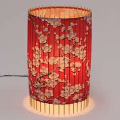 KOTORI-decoration series stand type Japanese lamp