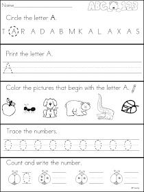 Worksheets Kindergarten Morning Worksheets 1000 images about abc worksheets on pinterest kindergarten morning work daily language arts and math review a teeny tiny teacher teacherspayteachers com