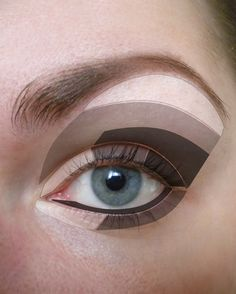 Best diagram ever, especially for eyeshadow newbs like me