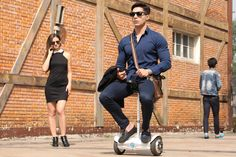 Airwheel S6 two wheel scooter