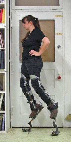 Digitigrade Leg Extensions