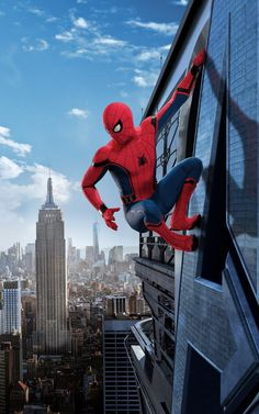 """Iron Man mentors Peter Parker in second 'Spider-Man: Homecoming' movie trailer. Peter Parker wants to impress Iron Man in the second trailer for Sony and Marvel's upcoming superhero epic, """"Spider-Man: Homecoming. Marvel Dc, Films Marvel, Marvel Heroes, Disney Marvel, Captain Marvel, Michael Keaton, Amazing Spiderman, Spiderman Homecoming Movie, Spider Man Homecoming 2017"""