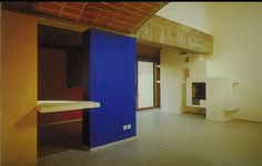 Blackbird Design Studio: Le Corbusier Interior Design