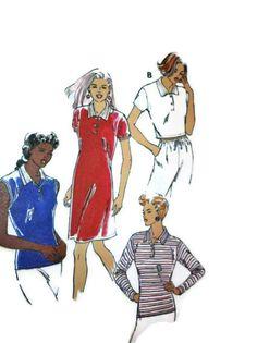 Kwik Sew 2441 misses' dress & tops pattern by LeahsHeart on Etsy