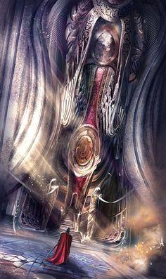 theartofanimation:  Szabat - https://www.facebook.com/szabat.art - http://szabat-art.blogspot.com.es