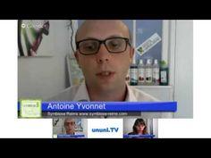 Interview d'Antoine Yvonnet, fabricant de produits ménagers écologiques. Symbiose Reims, France.