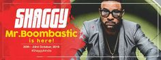 Mumbai to witness Shaggy a.k.a Mr.Boombastic performing live in concert at Dublin Square, Phoenix Marketcity, Kurla on 21 October 2016