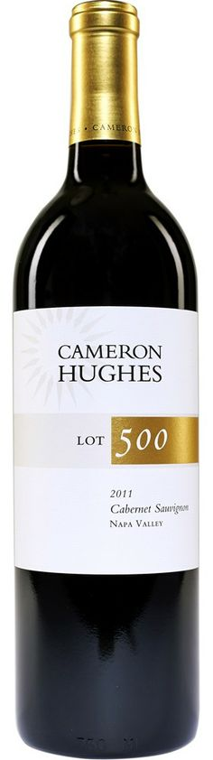 Great Holiday gift! Lot 500 2011 Napa Valley Cabernet Sauvignon at chwine.com