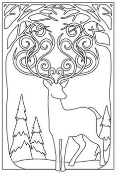 winter coloring pages for adults 1000 images about adult coloring ...