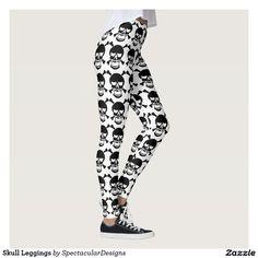 Skull Leggings https://www.zazzle.com/skull_leggings-256224899298678707?rf=238498825812378580