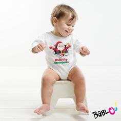 Scopri le tante proposte per un #Natale alla #moda e scegli il #body più adatto al tuo bambino: il capo natalizio perfetto che lo renderà il protagonista indiscusso delle feste! Realizzato in puro cotone, arricchito di frasi ed immagini spiritose, un regalo unico per il tuo piccolo che anche #Babbo #Natale gli invidierà! clicca su www.babloo.it