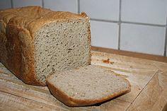 Buttermilchbrot für den Brotbackautomaten