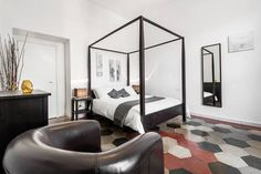 Check out this awesome listing on Airbnb: Sunny renovated apartment @ Termini in Rome