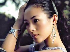 Wedding Makeup  Zhang Ziyi